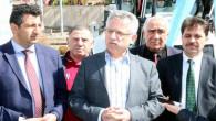 Başkan Arslan, dolandırıcılara karşı uyardı