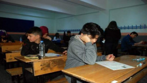 Yozgat'ta 6 Bin öğrenci TEOG sınavı heyecanı yaşadı