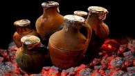 Yozgat'ta bin testi ile kebap pişirilmesine yağmur engeli