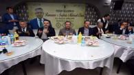 Bakan Bozdağ, Yozgat'ta iftar programına katıldı
