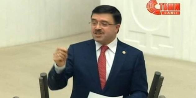 Milletvekili Başer'den Yozgat'a 41 hekim kadro tahsisi müjdesi