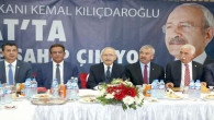 CHP Lideri Yozgat' ta Bakliyat Çalıştayı na katıldı