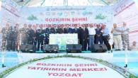 Yerköy'de İnandık Barajının temeli atıldı