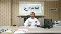 Yozgat Hayrat Yardım Temsilciliği Kurban'da Pakistan'a gidiyor