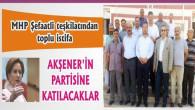MHP Şefaatli İlçe Teşkilatında toplu istifa