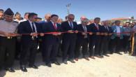 Sorgun'da '3.AgroTarım ve Hayvancılık Fuarı' açıldı