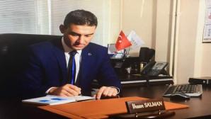 Salman: Sarıkaya'da 8,5 kilometre doğalgaz hattı döşedik