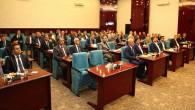 Vali Yurtnaç Başkanlığında Ekonomi Toplantısı yapıldı