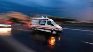 Otomobil kamyonla çarpıştı: 1 ölü, 1 yaralı