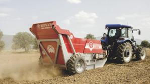 Taşlı atıl araziler tarıma kazandırılacak