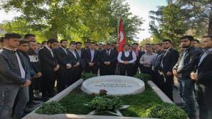 Alperenlerden Yazıcıoğlu'na dua