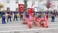 Yozgat'ta 29 Ekim coşkuyla kutlandı