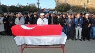 Uzman Çavuş Şanlı, Yozgat'ta toprağa verildi