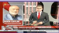 Bekir Çaylak, Yozgat Gündemini Kayseri TV1'e değerlendirdi