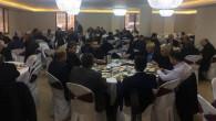 İstanbul Yozgatlılar Federasyonuna bağlı dernekler kahvaltıda bir araya geldi