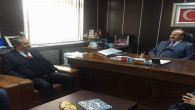 AK Partili Nazlı'dan Neşeli'ye ziyaret