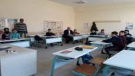 Yozgat Milli Eğitim Müdürü Yazıcı'dan hafta sonu mesaisi
