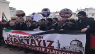 Yozgat Sivil İnisiyatif Platformundan ABD'ye Kudüs tepkisi