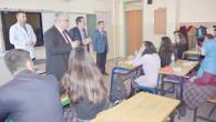 İl Milli Eğitim Müdürü Yazıcı'dan Boğazlıyan Anadolu Lisesine ziyaret
