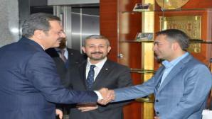 TSO Başkanı Alakoç: Saysal Takograf için artık çevre illere gidilmeyecek