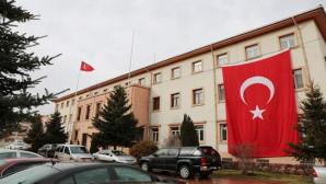 Yozgat, bayraklarla donatıldı