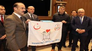 Yozgat İl genelinde 110 Okul Beyaz Bayrak aldı