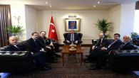 Başbakan Yardımcısı Bozdağ, Yozgat milletvekilleri ve bürokratları ile bir araya geldi