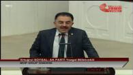 Milletvekili Soysal: Basın çalışanlarımızı takdir etmemek mümkün değildir