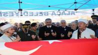 Şehit Uzman Onbaşı Aygül, dualarla son yolculuğuna uğurlandı