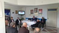 MHP İl Teşkilatından CHP İl Teşkilatına hayırlı olsun ziyareti