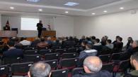 Denetimli Serbestlikte ki yükümlülere seminer verildi