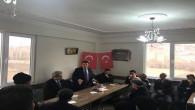 Milletvekili Başer: Köy muhtarlarının sorun ve isteklerini dinledi