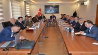 Eğitim Değerlendirme toplantısı Aydıncık'ta yapıldı