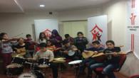 17 çocuk 'Yozgatantes Müzik Grubu' kurdu