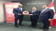Milletvekili Başer, Kanada'lı işadamlarını Yozgat'a yatırıma davet etti