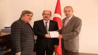 Esenli Kültür ve Yardımlaşma Derneğinden TSK Vakfına 2 Bin 500 TL bağış