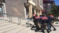 Boğazlıyan'da hırsızlık yaptılar Kayseri'de yakalandılar
