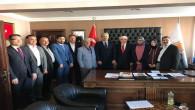 Nurdoğan, aday adaylık başvurusunu yaptı