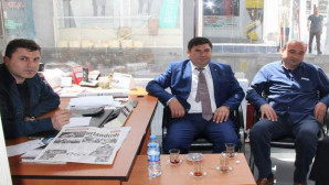 AK Parti aday adayı Ünsür: 24 Haziran'da Yozgat ve ülkemiz kazanacak