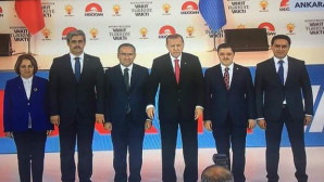 Cumhurbaşkanı Erdoğan, Yozgat adaylarını tanıttı