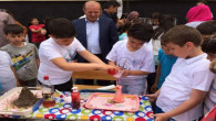 Öğrenciler Bilim Şenliğinde yeteneklerini sergiledi