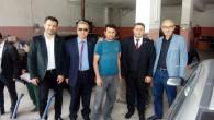 MHP Adayı Sedef, seçim çalışmalarını sürdürüyor