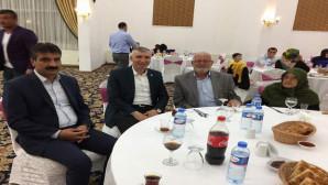 Yozgat Barosu iftarında Şehit aileleri ve gaziler bir araya geldi