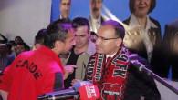 Bozdağ'dan Yozgatspor'a büyük destek