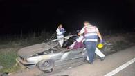 Trafik kazası nişanlı çifti ayırdı: 3 ölü, 3 yaralı