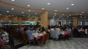 Milli Eğitim Müdürlüğünden personeline iftar