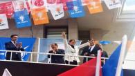 AK Parti'li Yıldırım seçim çalışmalarını aralıksız sürdürüyor