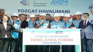 Yozgat Tarihi bir günü Bozok Havaalanının Temelini atarak yaşadı