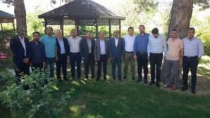 Yozgat Valisi Yurtnaç, TÜMSİAD üyeleri ile bir araya geldi