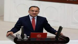 Bozdağ'a Anayasa Komisyon Başkanlığı görevi